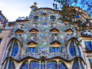 La pedrera casa mila top barcelona attractions - Casa mila or casa batllo ...